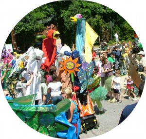 Circle Parade EarthDayDSCF9811